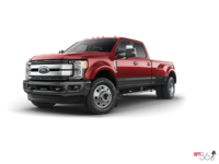 2017 Ford Super Duty F-450 LARIAT | Photo 3 | Ruby Red/Magnetic