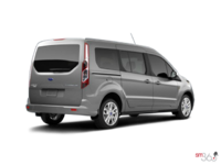 2017 Ford Transit Connect TITANIUM WAGON | Photo 2 | Silver