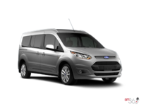 2017 Ford Transit Connect TITANIUM WAGON | Photo 3 | Silver