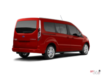 2017 Ford Transit Connect TITANIUM WAGON | Photo 2 | Race Red
