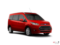 2017 Ford Transit Connect TITANIUM WAGON | Photo 3 | Race Red