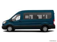 2017 Ford Transit WAGON XLT | Photo 1 | Blue Jeans Metallic