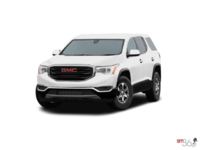 2017 GMC Acadia SLE-1 | Photo 3 | Summit White