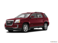 2017 GMC Terrain SLE-2 | Photo 3 | Crimson Red Tintcoat