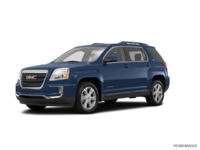 2017 GMC Terrain SLE-2 | Photo 3 | Slate Blue Metallic