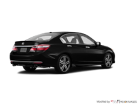 2017 Honda Accord Sedan TOURING V-6 | Photo 2 | Crystal Black Pearl