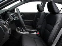 2017 Honda Accord Sedan TOURING V-6 | Photo 1 | Black Leather