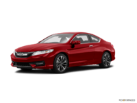 2017 Honda Accord Coupe EX-HONDA SENSING | Photo 3 | San Marino Red