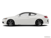 2017 Honda Accord Coupe TOURING V6 | Photo 1 | White Orchid Pearl