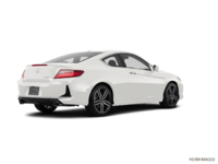 2017 Honda Accord Coupe TOURING V6 | Photo 2 | White Orchid Pearl