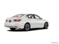 2017 Honda Accord Hybrid | Photo 2 | White Orchid Pearl