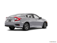 2017 Honda Civic Sedan EX | Photo 2 | Lunar Silver Metallic