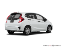 2017 Honda Fit DX | Photo 2 | White Orchid Pearl