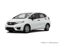 2017 Honda Fit DX | Photo 3 | White Orchid Pearl