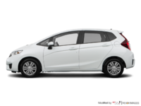 2017 Honda Fit LX | Photo 1 | White Orchid Pearl