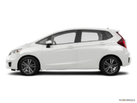 2017 Honda Fit SE | Photo 1 | White Orchid Pearl