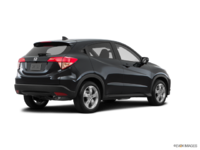 2017 Honda HR-V EX-2WD | Photo 2 | Crystal Black Pearl