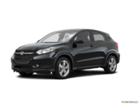 2017 Honda HR-V EX-2WD | Photo 3 | Crystal Black Pearl