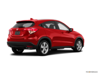 2017 Honda HR-V EX-L NAVI | Photo 2 | Milano red