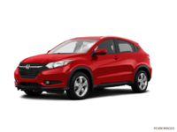 2017 Honda HR-V EX-L NAVI | Photo 3 | Milano red