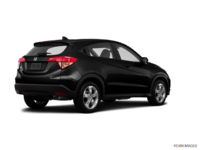 2017 Honda HR-V LX-2WD | Photo 2 | Crystal Black Pearl