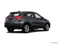 2017 Honda HR-V LX-2WD | Photo 2 | Modern Steel Metallic