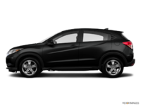 2017 Honda HR-V LX | Photo 1 | Crystal Black Pearl