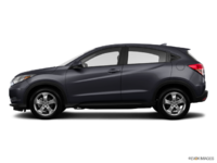2017 Honda HR-V LX | Photo 1 | Modern Steel Metallic