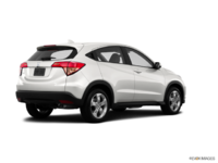 2017 Honda HR-V LX | Photo 2 | White Orchid Pearl