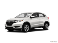 2017 Honda HR-V LX | Photo 3 | White Orchid Pearl