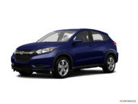 2017 Honda HR-V LX | Photo 3 | Deep Ocean Pearl