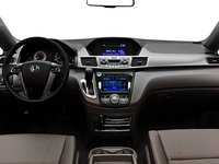 2017 Honda Odyssey EX-L RES | Photo 3 | Truffle Leather