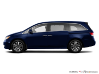 2017 Honda Odyssey TOURING | Photo 1 | Obsidian Blue Pearl