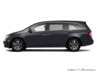 2017 Honda Odyssey TOURING | Photo 1 | Modern Steel Metallic