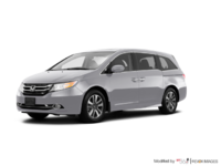 2017 Honda Odyssey TOURING | Photo 3 | Lunar Silver Metallic