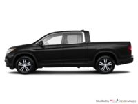 2017 Honda Ridgeline EX-L | Photo 1 | Chrystal Black Pearl