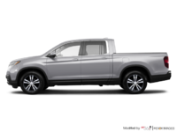 2017 Honda Ridgeline EX-L | Photo 1 | Lunar Silver Metallic