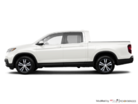 2017 Honda Ridgeline EX-L | Photo 1 | White Diamond Pearl