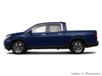 2017 Honda Ridgeline TOURING | Photo 1 | Obsidian Blue Pearl