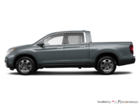 2017 Honda Ridgeline TOURING | Photo 1 | Forest Mist Metallic