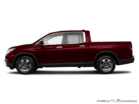 2017 Honda Ridgeline TOURING | Photo 1 | Deep Scarlet Pearl