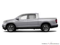 2017 Honda Ridgeline TOURING | Photo 1 | Lunar Silver Metallic