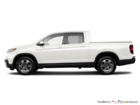 2017 Honda Ridgeline TOURING | Photo 1 | White Diamond Pearl