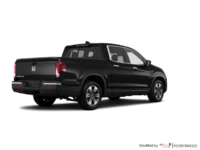 2017 Honda Ridgeline TOURING | Photo 2 | Chrystal Black Pearl