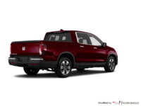 2017 Honda Ridgeline TOURING | Photo 2 | Deep Scarlet Pearl