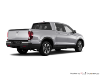 2017 Honda Ridgeline TOURING | Photo 2 | Lunar Silver Metallic