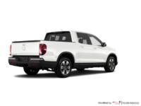 2017 Honda Ridgeline TOURING | Photo 2 | White Diamond Pearl