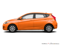 2017 Hyundai Accent 5 Doors GL | Photo 1 | Vitamin C