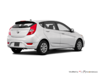 2017 Hyundai Accent 5 Doors GL | Photo 2 | Century White