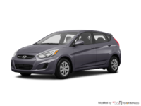 2017 Hyundai Accent 5 Doors GL | Photo 3 | Triathlon Grey